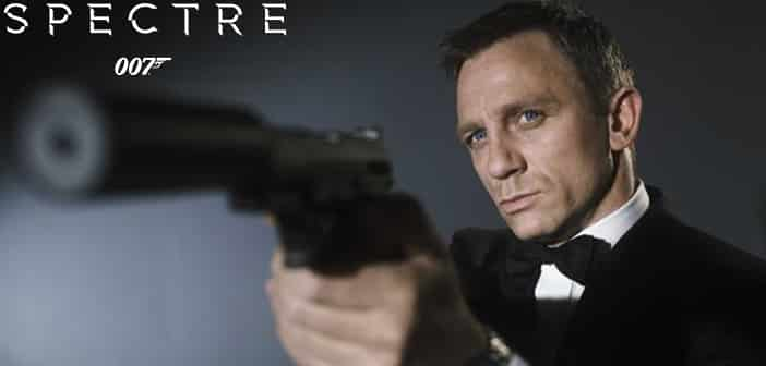 Upcoming Bond Movie Finally announcees Title and A Look At Bonds' New Car
