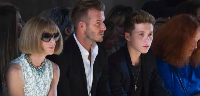 The Beckham's Shaken But Safe After Car Accident 1
