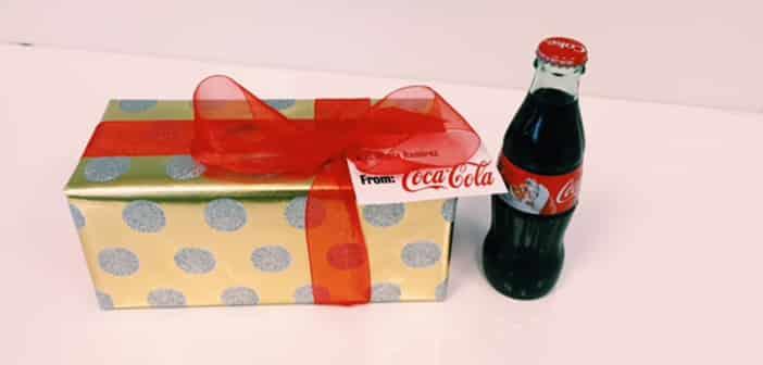 Coca-Cola Holiday Gift Opportunity!   Zay Zay. Com