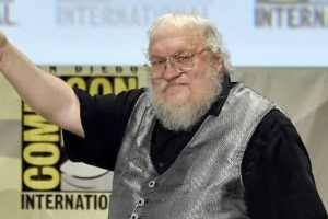 GEORGE R. R. MARTIN Willing To Open His Privately Owned Theater TO Show THE INTERVIEW