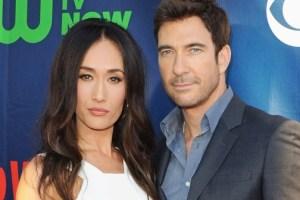 'Stalker' Co-Stars Maggie Q and Dylan McDermott Engaged