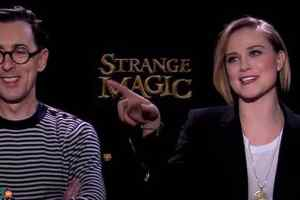 Strange Magic - Evan Rachel Wood & Alan Cumming - ZayZay.Com
