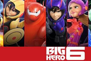 Bring BIG HERO 6 Home on Blu-ray™ on February 24th 2