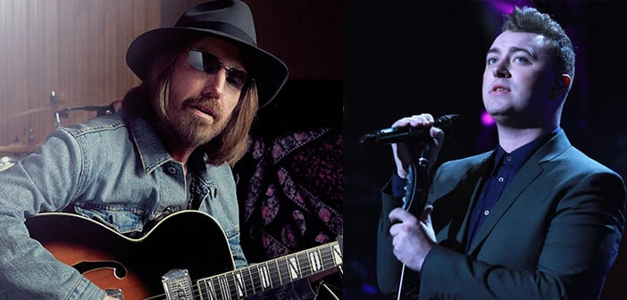 """Tom Petty Is Getting A Cut Of Sam Smith's """"Stay With Me"""" Royalties"""