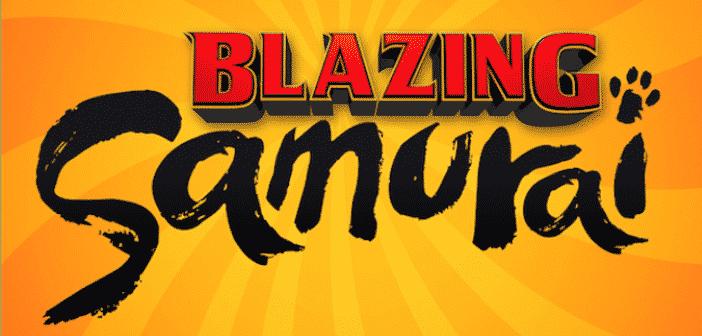 OPEN ROAD FILMS Acquires Animated Family Film BLAZING SAMURAI