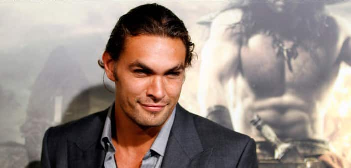 DC Releases First Photo Unveiling New Aquaman To Be Played By Jason Momoa