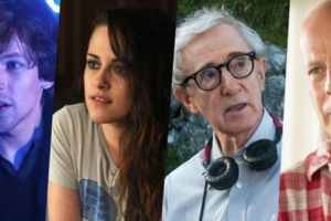 Woody Allen Brings In Kristen Stewart, Bruce Willis, and Jesse Eisenberg For Next Film