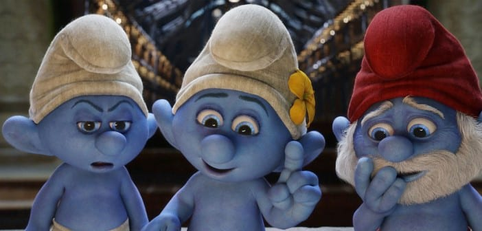 Sony Gears Up For Animated 'Smurfs' Film For 2017