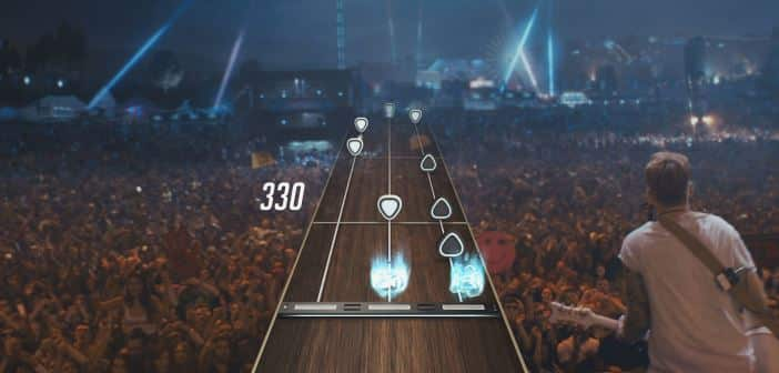 'Guitar Hero' Making A Return With New Live Audience