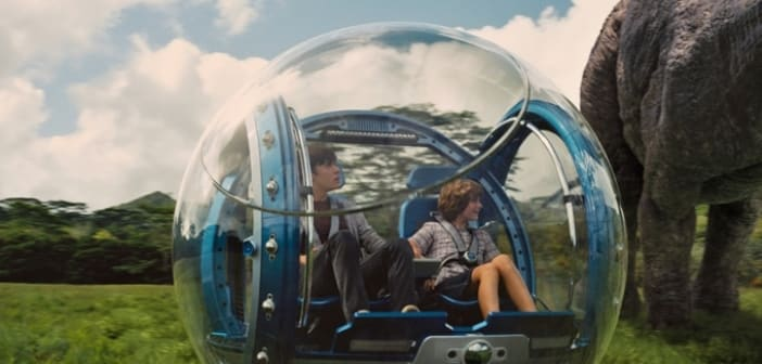 JURASSIC WORLD  - New Full Length Global Trailer Unleashed 1