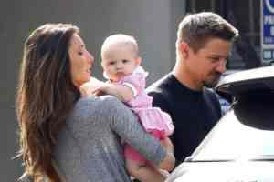 Jeremy Renner and Sonni Pacheco Reach Divorce & Custody Settlement