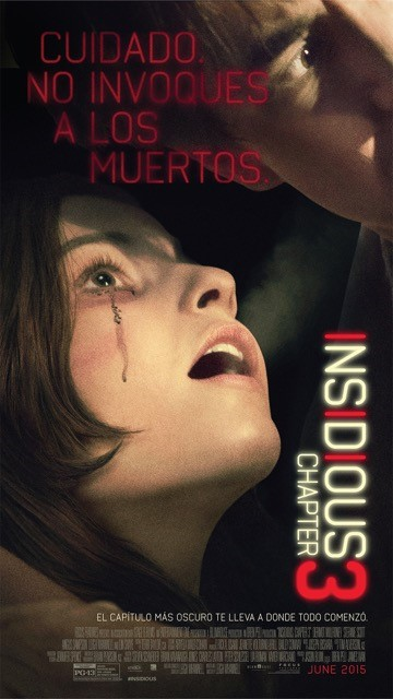 INSIDIOUS CHAPTER 3- Gaby Moreno Interview
