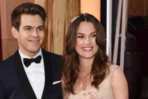 Keira Knightley And Hubby James Righton  Welcome First Child