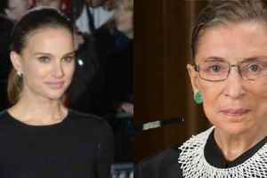 Natalie Portman To Star As Supreme Court Justice Ruth Bader Ginsburg