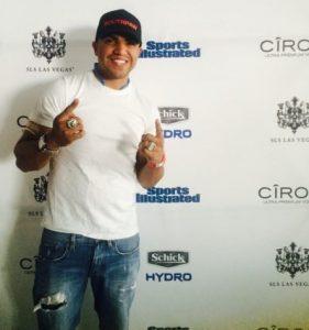 Victor Ortiz -southpaw 1