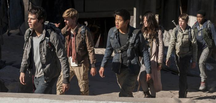 MAZE RUNNER: SCORCH TRIALS New Trailer and Poster! 1