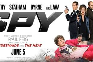 SPY - Guaranteed Seats Giveaway! 2