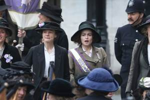 Focus Features SUFFRAGETTE Trailer Launch 1