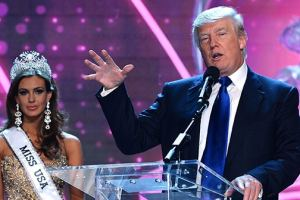 Miss USA Cancelled After Donald Trumps Campaign Speech  For Critical Opinion Of The Mexican Immigrants