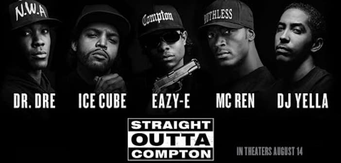 CLOSED--Straight Outta Compton - Special Screening