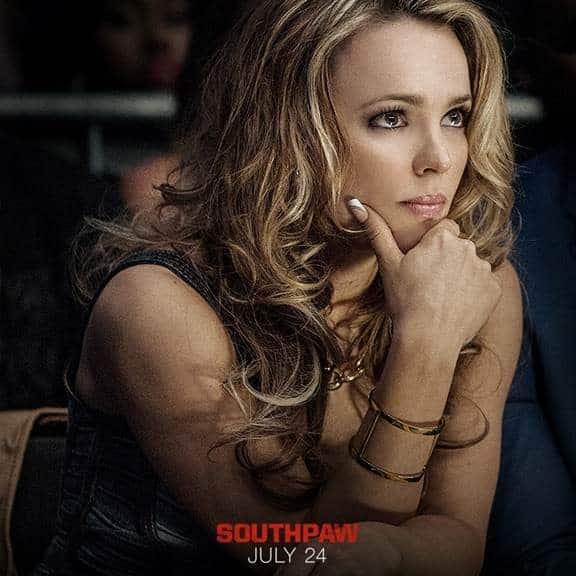 Southpaw - Rachel McAdams