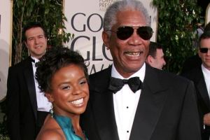 E'Dena Hines, Morgan Freeman's Granddaughter, Allegedly Stabbed & Killed By Boyfriend