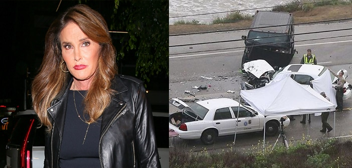 Caitlyn Jenner May Be Facing Possible Manslaughter Charge After Deadly Car Pile Up