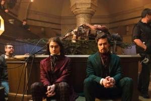 Daniel Radcliffe and James McAvoy Show Off Their New 'Victor Frankenstein' With Promo Trailer