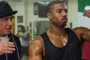 CREED - Sylvester Stallone Returns As Rocky To Train an Old Freinds Legacy - First Poster And Tv Spot
