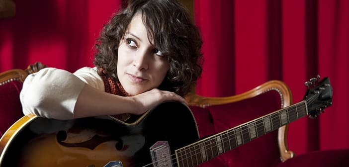 Gaby Moreno is to perform at the 2015  Hispanic Heritage Awards