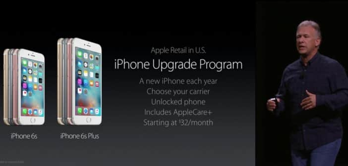 Apple Shares Plans For New iPhone Every Year With  A $32/Month Program