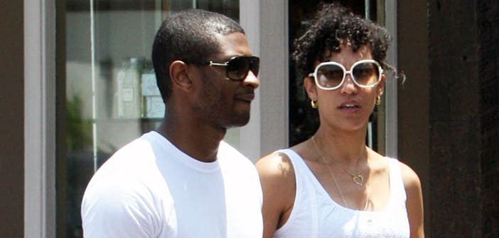 Usher and Grace Miguel Have Surprise Elopement
