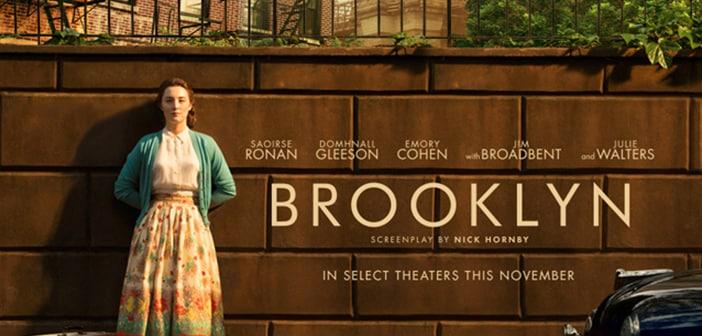 BROOKLYN - Movie Reieves New Release Date! 2