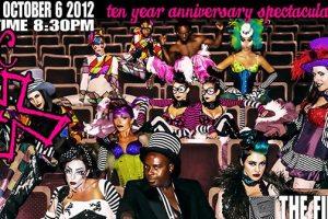 CircX Cabaret, Miami's Favorite Circus, returns to The Fillmore October 2! 2