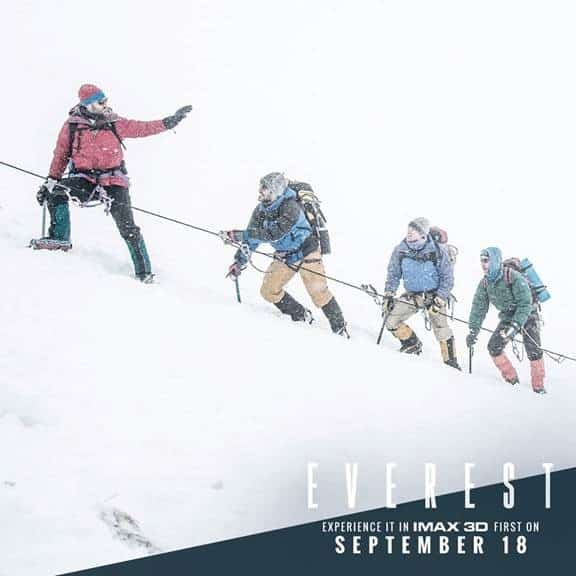 everest promo poster