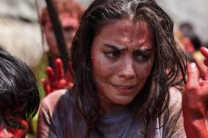 THE GREEN INFERNO - Lorenzo Izzo Generic Spanish Interview