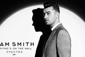 "Sam Smith to Sing Title Song to ""SPECTRE"" 1"
