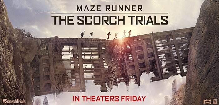MAZE RUNNER: THE SCORCH TRIALS - INFLUENCER/FAN EVENT AND YACHT PARTY! 1