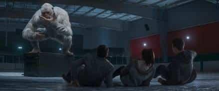 Goosebumps - Abominable Snowman