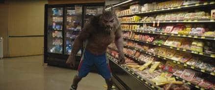 Goosebumps - werewolf