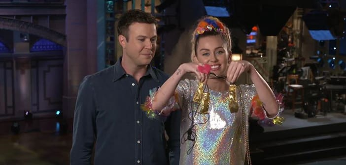 SNL Season 41 Premiere Promos Showing That Miley Cyrus Being The Host May Not Be The Only Big Reveal Of Her This Weekend