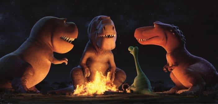 New Trailer For Disney/Pixar¹s THE GOOD DINOSAUR 1