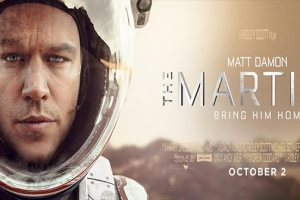 Watch a very special Q&A from space with NASA Astronauts Scott Kelly, Kjell Lindgren, and the cast of The Martian!