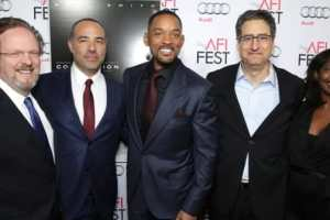 CONCUSSION - World Premiere At TCL Theater 17