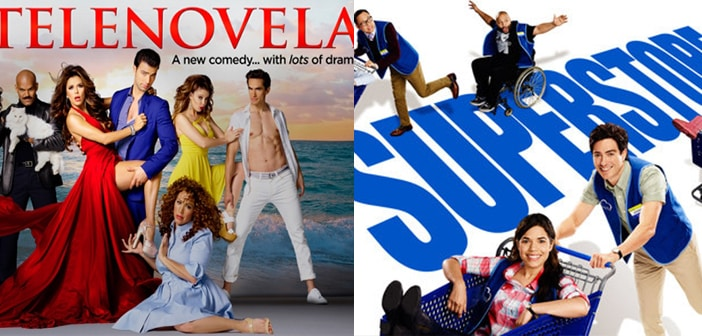 NBC To Sneak Preview 'TELENOVELA' and 'SUPERSTORE' 3