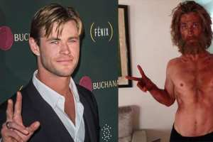 Chris Hemsworth Reveals Shocking Weight Loss In Preparation For 'In the Heart of the Sea'