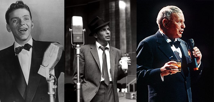 Frank Sinatra Gets Special Remembrance On What Would Be His 100th Birthday