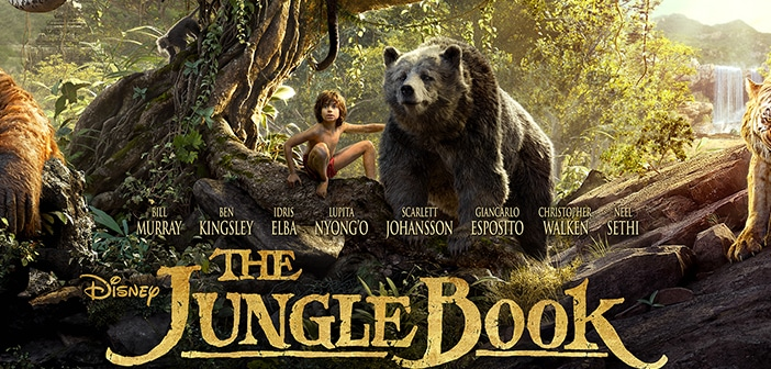 Disney's THE JUNGLE BOOK- New Poster Now Available! 2