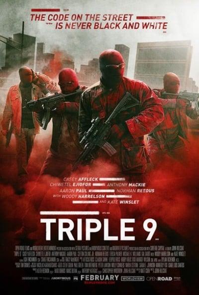 Triple 9 - OneSheet