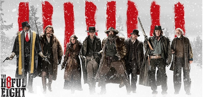 Check Out These Amazing Images From THE HATEFUL EIGHT 1